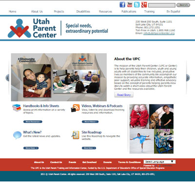 Utah Parent Center