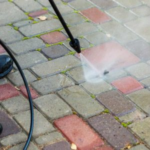 Utah Pavement Pressure Washer Cleaning
