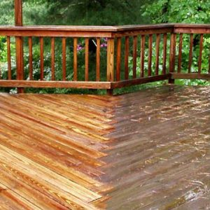 Utah Deck Power Washing