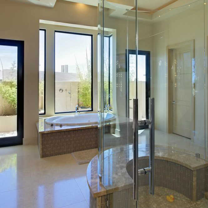 Utah Shower Glass Cleaning and Sealing