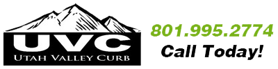 Utah Valley Curb | Utah Decorative Curbing